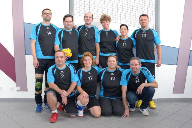 Mixed Team DM Senioren 2014